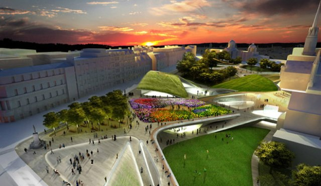 Aberdeen City Garden Winning Proposal