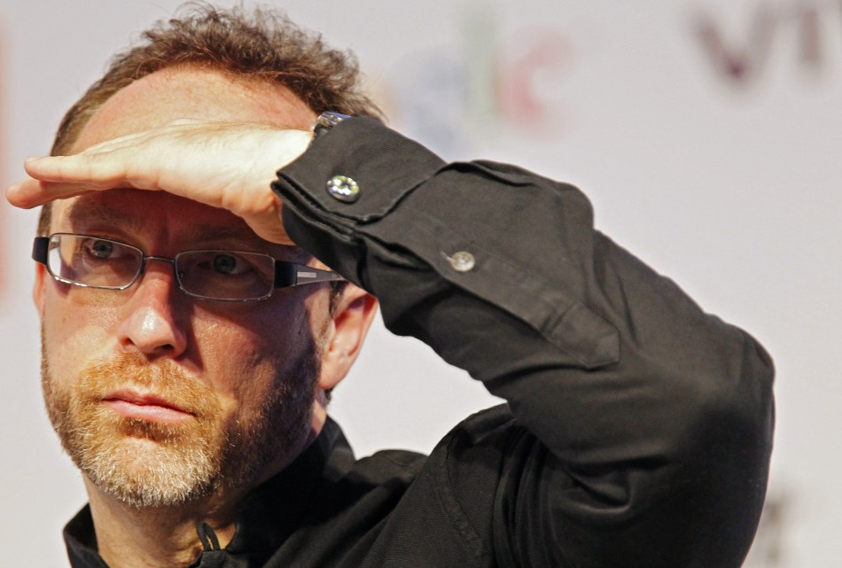 Jimmy Wales courtesy IBTimes