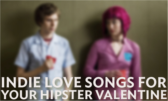 Love on Hipsterday